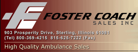 foster coach sales inc