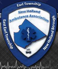 new holland ambulance - station 37