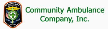 community ambulance company, inc