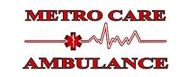 metro care ambulance logo