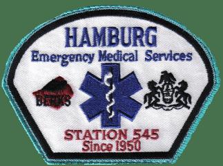 hamburg ambulance