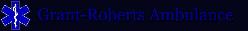 grant roberts ambulance - sisseton