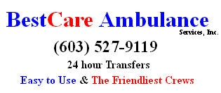 bestcare ambulance services - gilford
