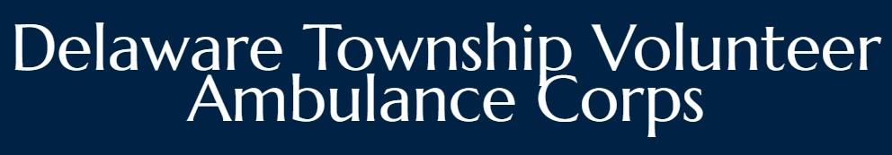 delaware township volunteer ambulance corp