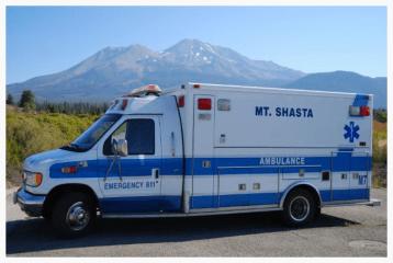mt shasta ambulance services