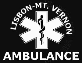 lisbon - mt vernon ambulance
