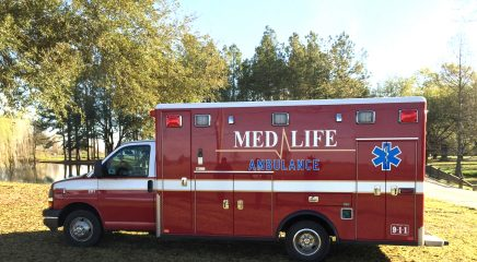 med life ambulance