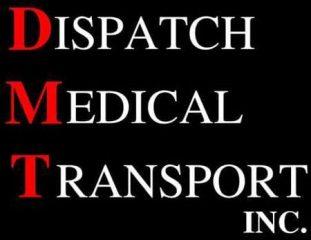 dispatch medical transport