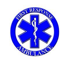 first response ambulance