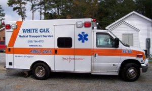 white oak medical transport