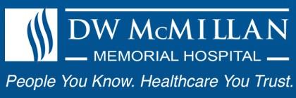 d.w. mcmillan memorial hospital ambulance service