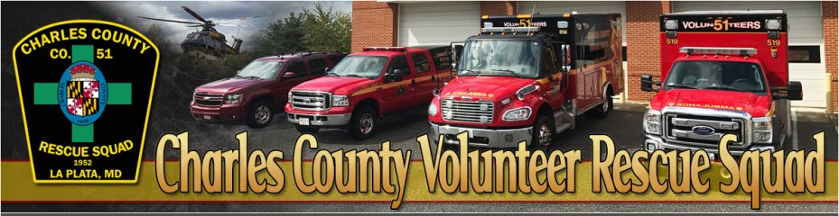 charles county rescue squad 51