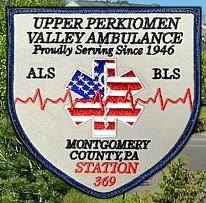 upper perkiomen valley ambulance