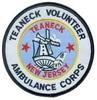 teaneck volunteer ambulance corps.
