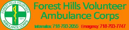 forest hills volunteer ambulance corps, inc.