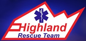 highland rescue team ambulance