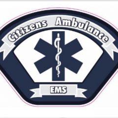 citizens ambulance services inc