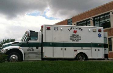 life line medical ambulance