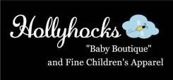 hollyhocks baby boutique and fine children's apparel