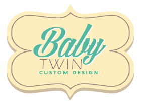 baby twin custom design