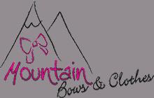 mountain bows & clothes