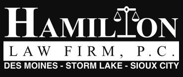hamilton law firm - sioux city