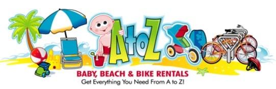 a to z baby, beach and bike rentals - sarasota