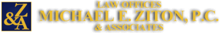 law offices michael e. ziton p.c.