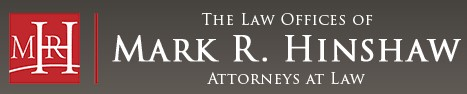the law offices of mark r. hinshaw
