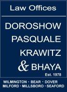 doroshow, pasquale, krawitz & bhaya - millsboro