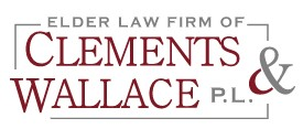 elder law firm of clements & wallace, p.l.