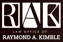 law office of raymond a. kimble