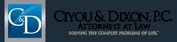 ciyou & dixon, p.c. attorneys at law