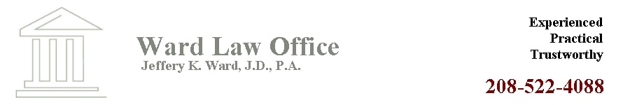 ward law office - idaho falls