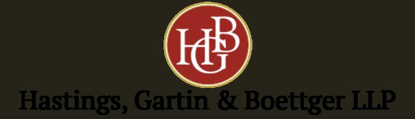 at hastings, gartin & boettger, llp,