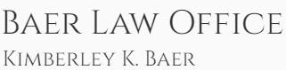 baer law office