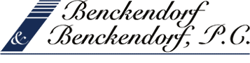 benckendorf & benckendorf, p.c.