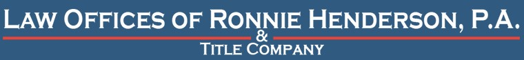 law offices of ronnie henderson, p.a. - orlando