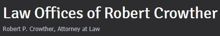 robert p crowther law offices