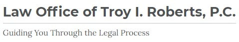 troy i roberts law office
