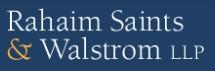 rahaim saints & walstrom, llp - newark
