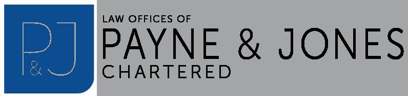payne & jones chartered