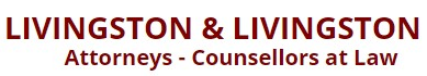 livingston & livingston attorneys - counsellors at law