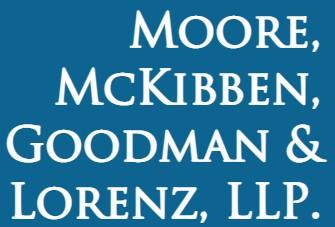 moore, mckibben, goodman, & lorenz, llp