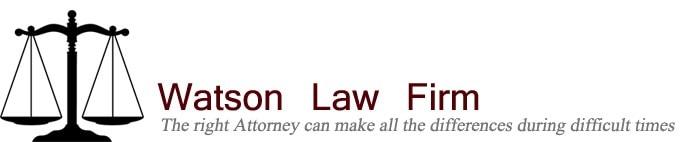 watson law firm