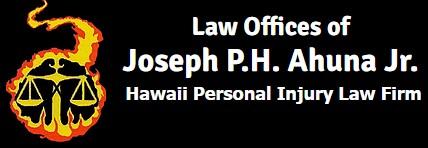law offices of joseph ph ahuna jr.