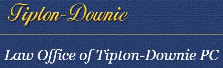 law office of tipton-downie pc