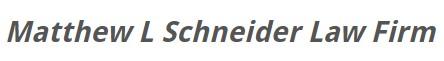 matthew l. schneider law firm