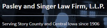 pasley and singer law firm, llp