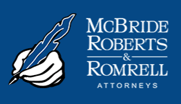 mcbride, roberts and romrell attorneys